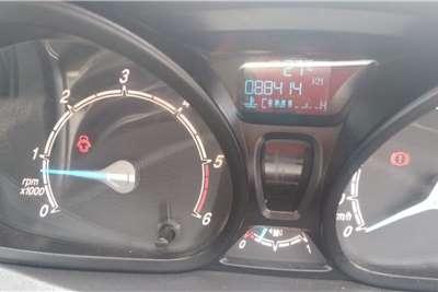 Ford Fiesta 5 door 1.6TDCi Trend 2013