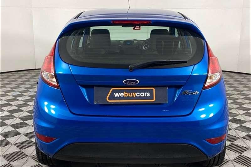 2013 Ford Fiesta Fiesta 5-door 1.6TDCi Trend