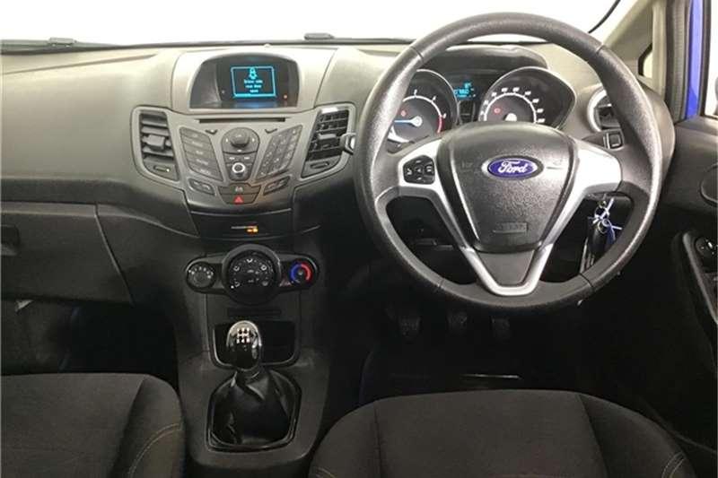 Ford Fiesta 5-door 1.6TDCi Trend 2014