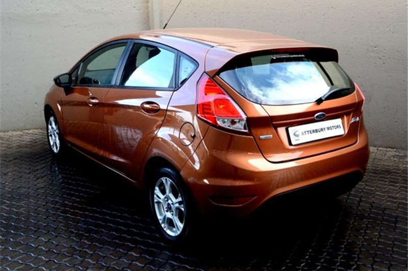 Ford Fiesta 5 door 1.6TDCi Trend 2014