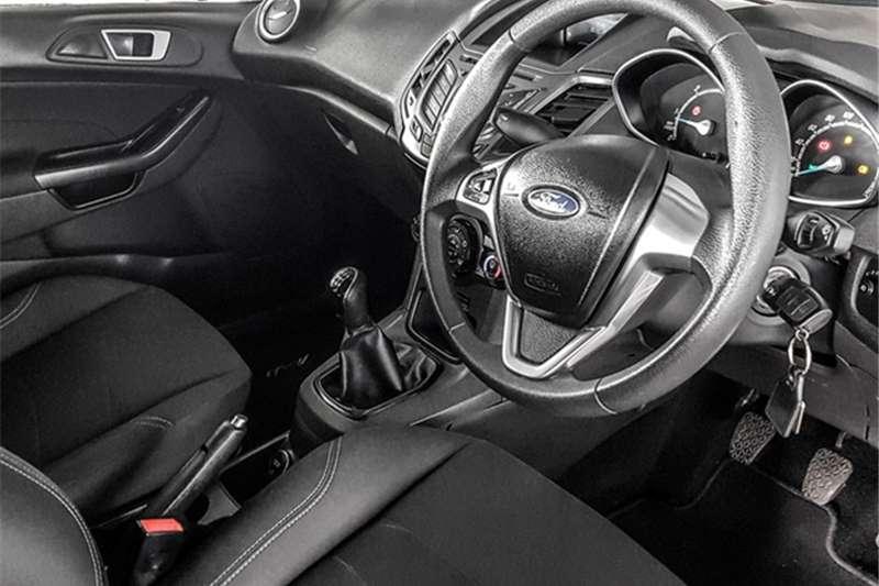 Ford Fiesta 5 door 1.6TDCi Trend 2014
