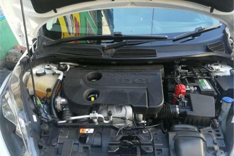 Used 2014 Ford Fiesta 5 door 1.6TDCi Trend