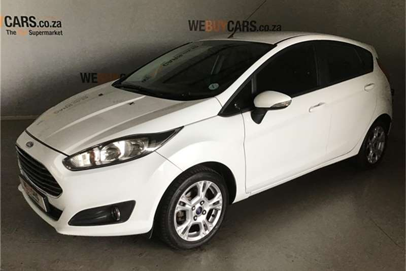 Ford Fiesta 5 door 1.6TDCi Trend 2016