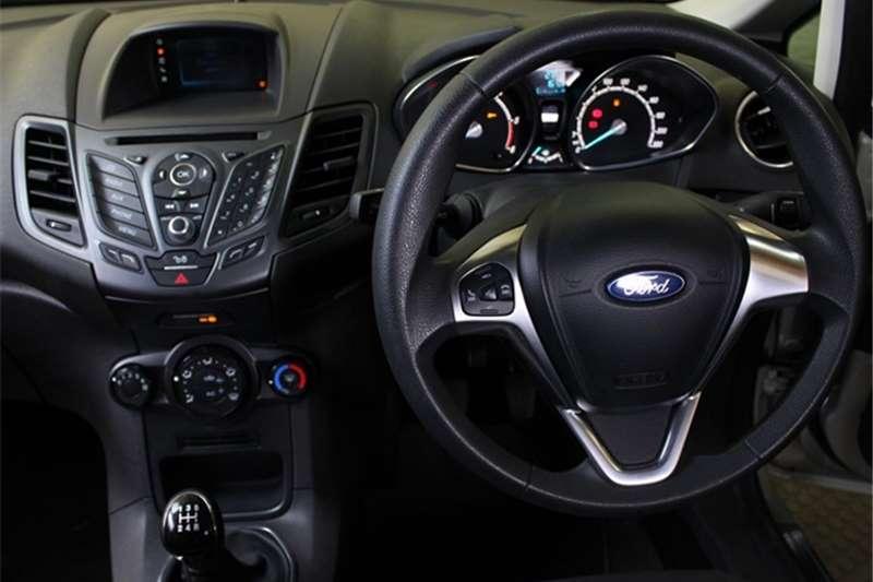 Ford Fiesta 5 door 1.6TDCi Trend 2016