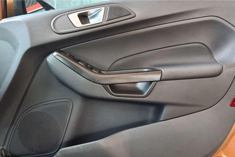 Used 2016 Ford Fiesta 5 door 1.6TDCi Trend