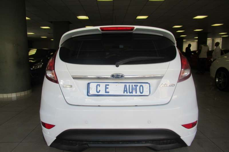 Ford Fiesta Eco boost 1.0 2018