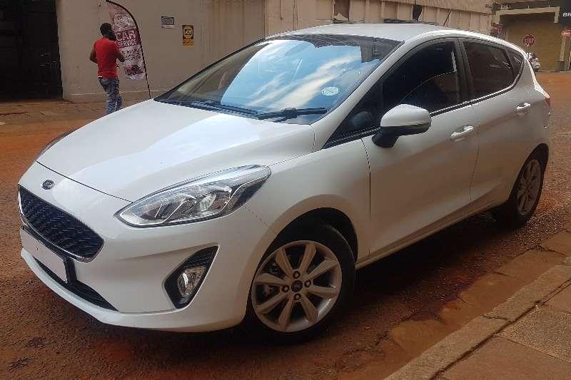 Used 2018 Ford Fiesta FLite 1.3i