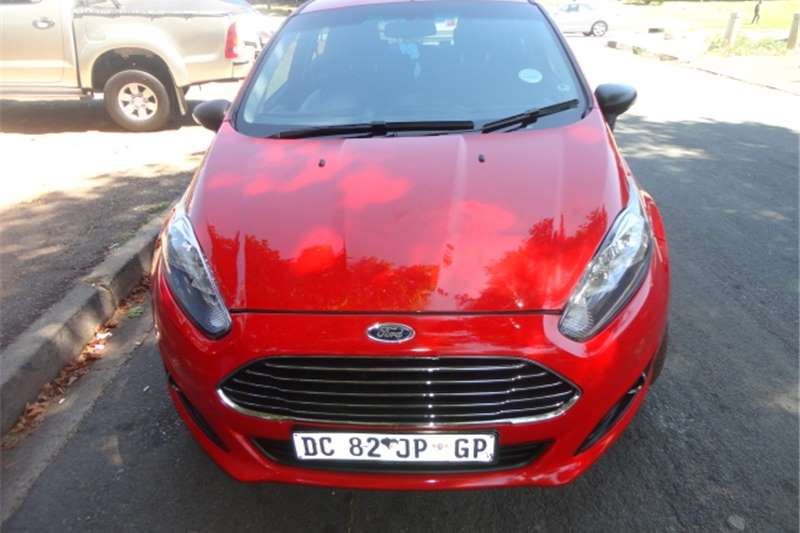 Ford Fiesta FORD 1.4 5 DOOR CARS 2014