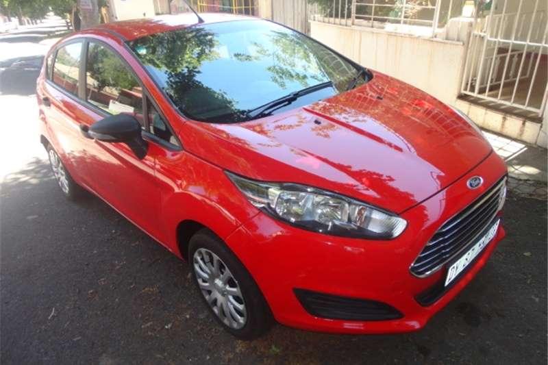 Ford Fiesta FORD FIESTA 1,6 2013