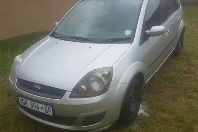 2008 Ford Fiesta hatch 5-door
