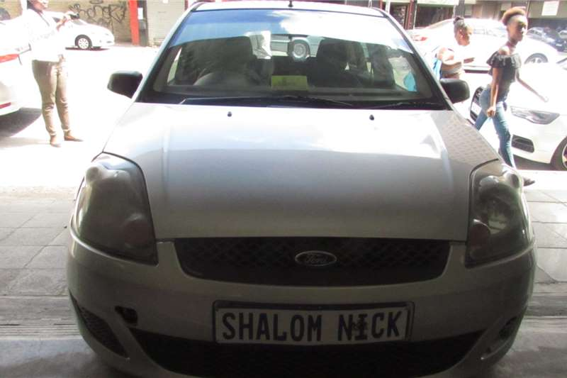 2007 Ford Fiesta hatch 5-door