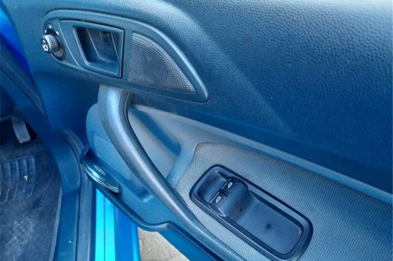 2009 Ford Fiesta hatch 5-door