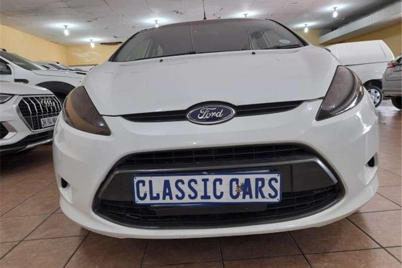 Used 2010 Ford Fiesta Hatch 5-door