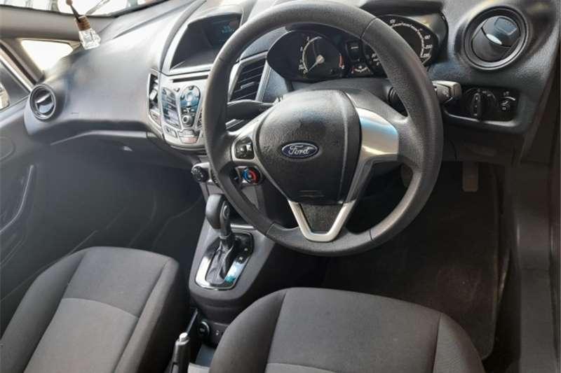 Used 2015 Ford Fiesta Hatch 5-door