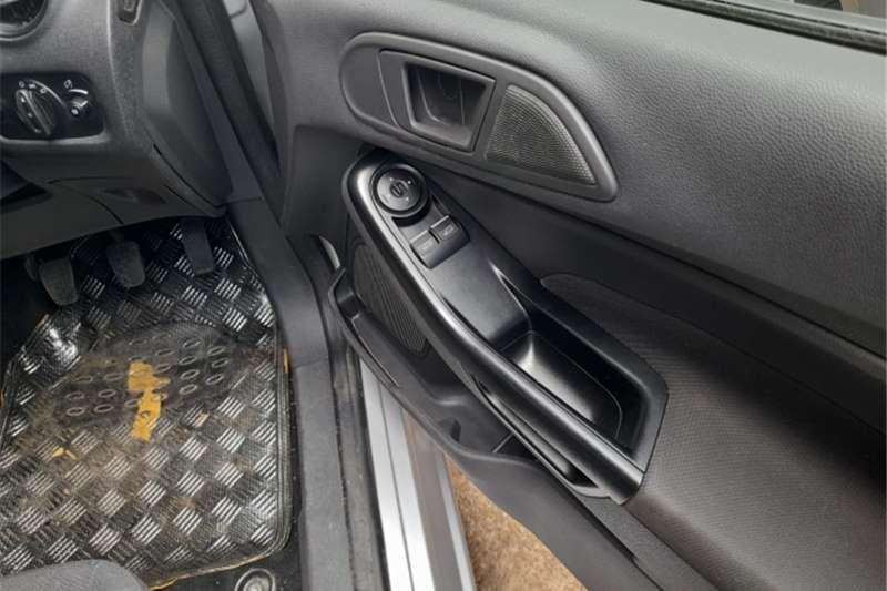Used 2016 Ford Fiesta Hatch 5-door