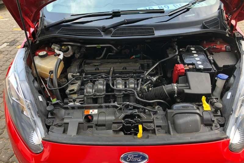 Ford Fiesta Hatch 5-door 2017