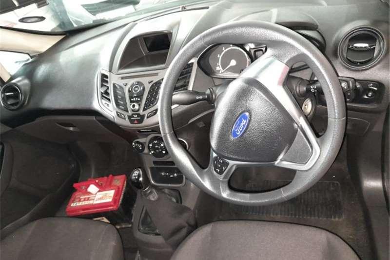 Used 2017 Ford Fiesta Hatch 5-door