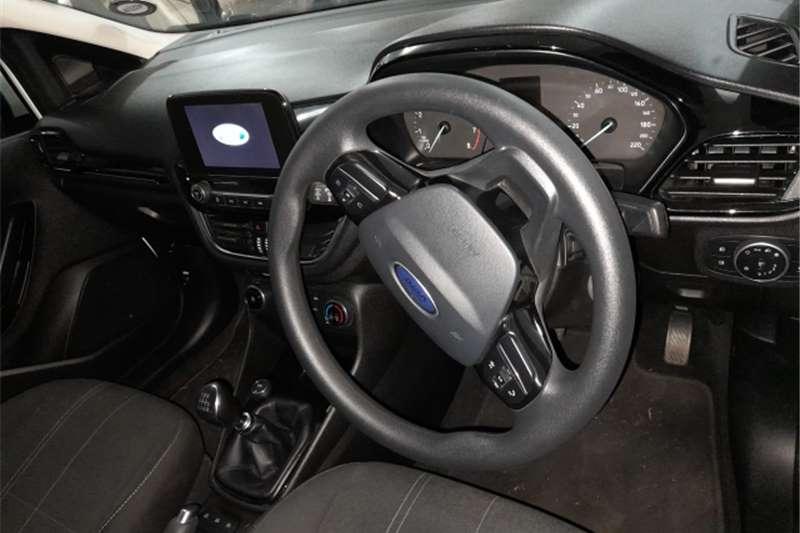 Ford Fiesta Hatch 5-door 2018