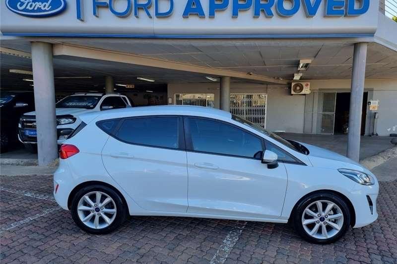 Used 2019 Ford Fiesta Hatch 5-door