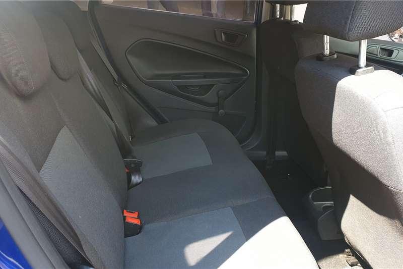 Ford Fiesta Hatch 5-door FIESTA 1.0 ECOBOOST 2017