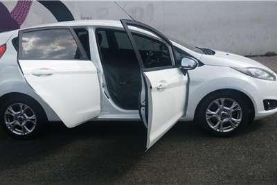 Used 2015 Ford Fiesta Hatch 5-door FIESTA 1.0 ECOBOOST TITANIUM 5DR