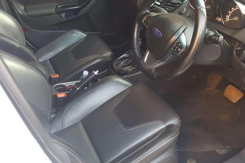 Used 2016 Ford Fiesta Hatch 5-door FIESTA 1.0 ECOBOOST TITANIUM 5DR