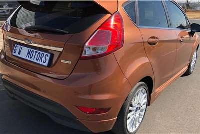 2016 Ford Fiesta hatch 5-door FIESTA 1.0 ECOBOOST TITANIUM 5DR