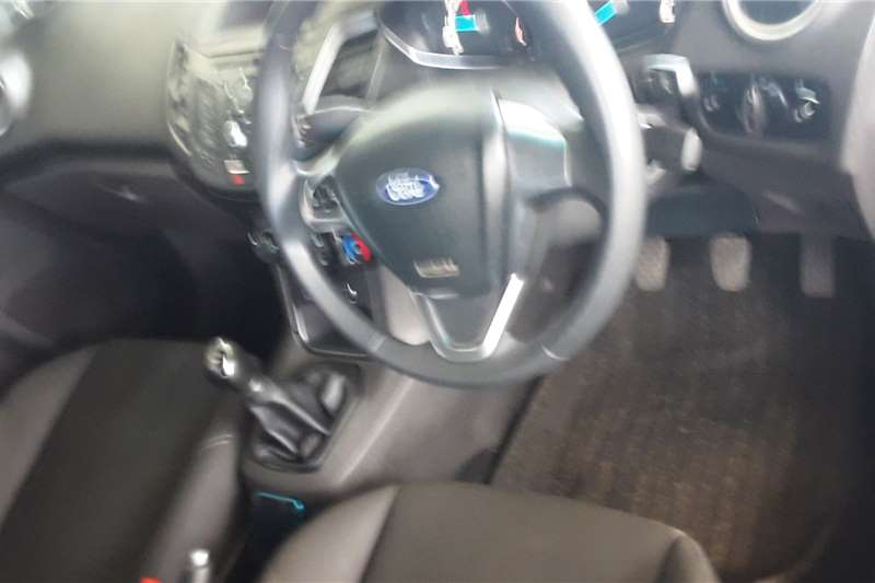 Ford Fiesta Hatch 5-door FIESTA 1.0 ECOBOOST TITANIUM 5DR 2017