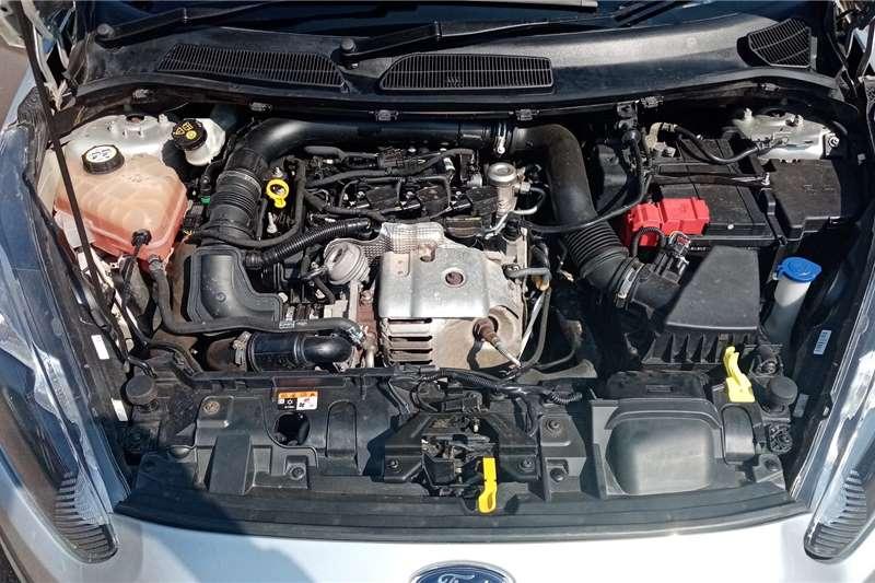 Used 2017 Ford Fiesta Hatch 5-door FIESTA 1.0 ECOBOOST TITANIUM 5DR