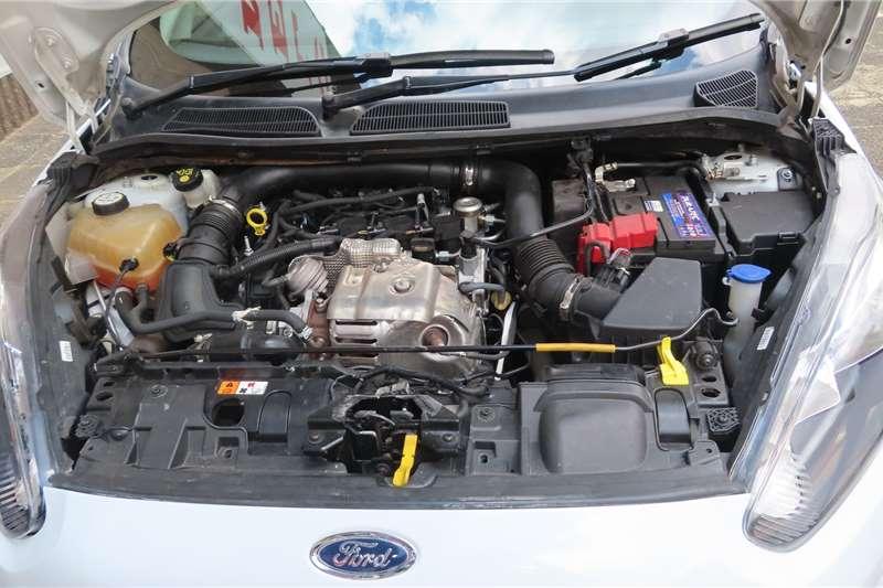 Ford Fiesta Hatch 5-door FIESTA 1.0 ECOBOOST TITANIUM 5DR 2018