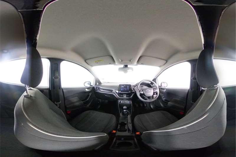 Used 2018 Ford Fiesta Hatch 5-door FIESTA 1.0 ECOBOOST TITANIUM 5DR