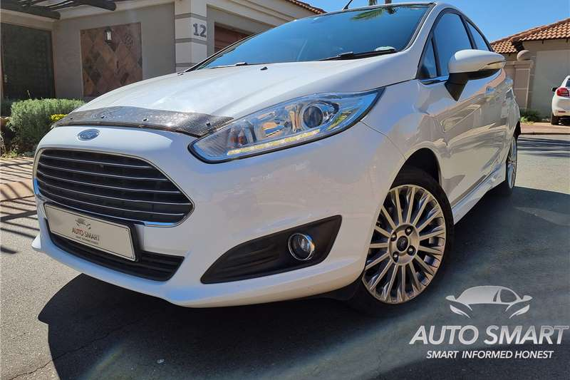 Used 2016 Ford Fiesta Hatch 5-door FIESTA 1.0 ECOBOOST TITANIUM A/T 5DR