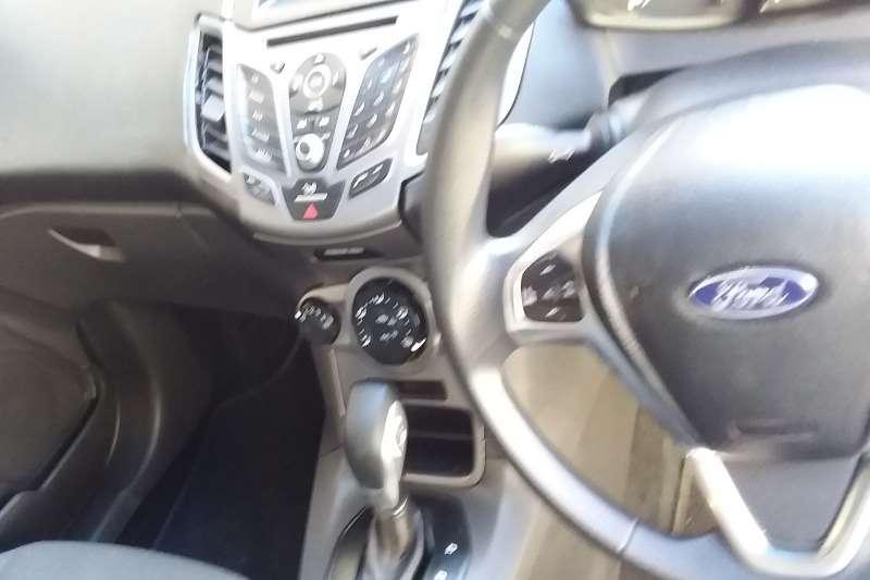 Used 2017 Ford Fiesta Hatch 5-door FIESTA 1.0 ECOBOOST TITANIUM A/T 5DR
