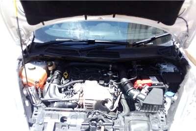2017 Ford Fiesta hatch 5-door FIESTA 1.0 ECOBOOST TITANIUM A/T 5DR