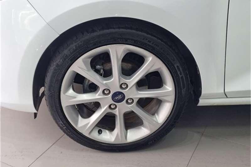 Used 2018 Ford Fiesta Hatch 5-door FIESTA 1.0 ECOBOOST TITANIUM A/T 5DR