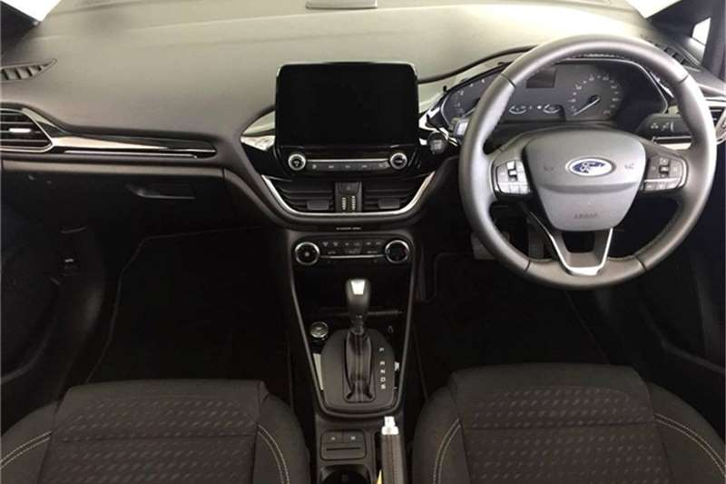 Ford Fiesta Hatch 5-door FIESTA 1.0 ECOBOOST TITANIUM A/T 5DR 2019