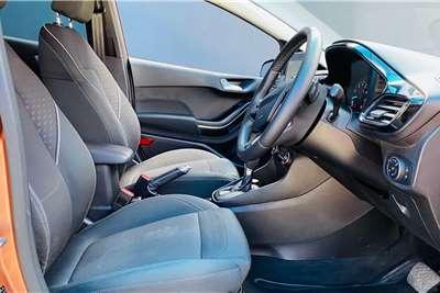 Used 2019 Ford Fiesta Hatch 5-door FIESTA 1.0 ECOBOOST TITANIUM A/T 5DR