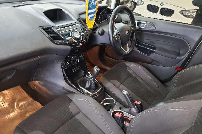 Ford Fiesta Hatch 5-door FIESTA 1.0 ECOBOOST TREND 5DR 2013