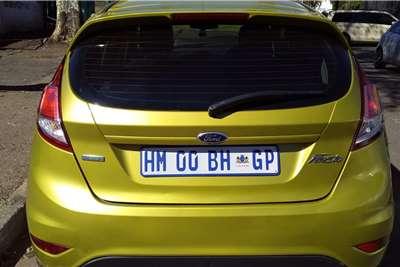 Used 2014 Ford Fiesta Hatch 5-door FIESTA 1.0 ECOBOOST TREND 5DR