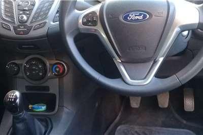 Ford Fiesta Hatch 5-door FIESTA 1.0 ECOBOOST TREND 5DR 2017