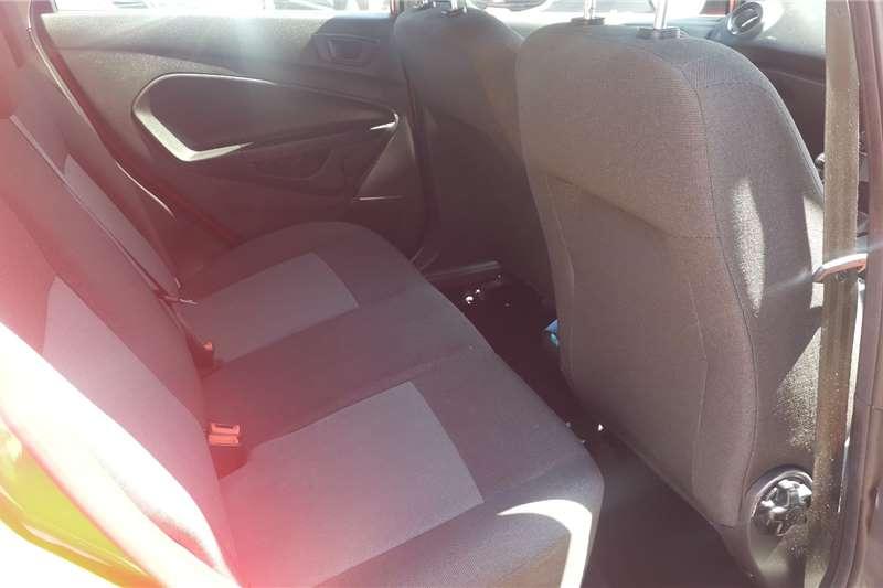 Used 2017 Ford Fiesta Hatch 5-door FIESTA 1.0 ECOBOOST TREND 5DR