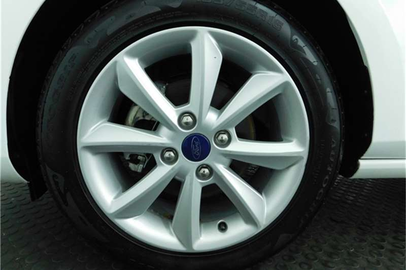 Ford Fiesta hatch 5-door FIESTA 1.0 ECOBOOST TREND 5DR 2018