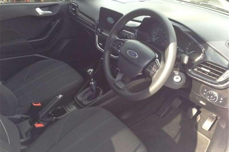 Ford Fiesta hatch 5-door FIESTA 1.0 ECOBOOST TREND 5DR 2019