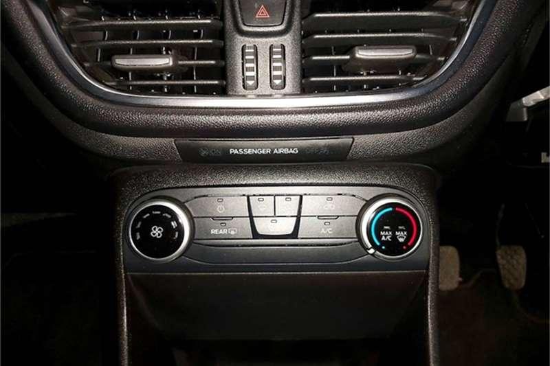 2020 Ford Fiesta hatch 5-door FIESTA 1.0 ECOBOOST TREND 5DR