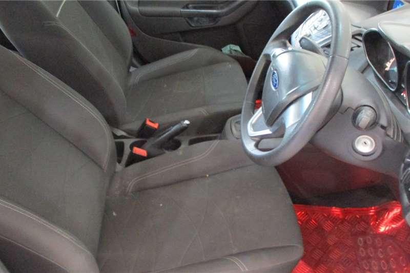 Ford Fiesta Hatch 5-door FIESTA 1.0 ECOBOOST TREND 5DR A/T 2015