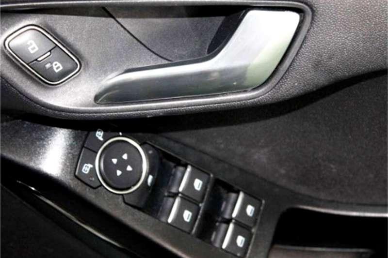 Ford Fiesta hatch 5-door FIESTA 1.0 ECOBOOST TREND 5DR A/T 2018