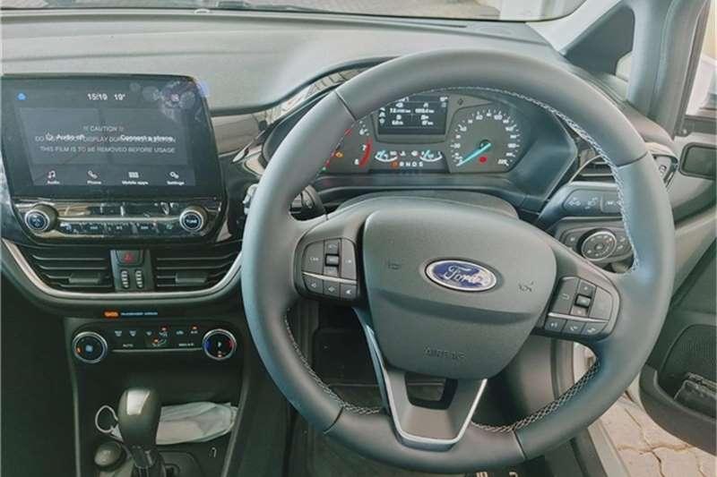 Ford Fiesta Hatch 5-door FIESTA 1.0 ECOBOOST TREND 5DR A/T 2021