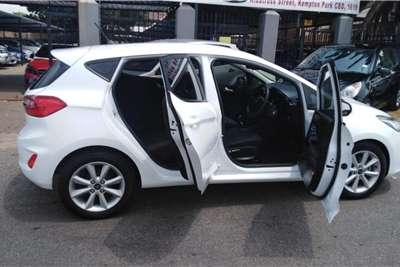 Ford Fiesta hatch 5-door FIESTA 1.0 ECOBOOST TREND 5DR 0