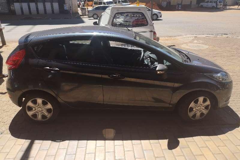 2012 Ford Fiesta hatch 5-door