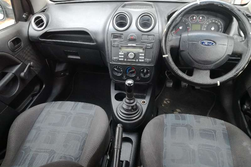 Ford Fiesta Hatch 5-door FIESTA 1.5 TDCi TREND 5Dr 2007
